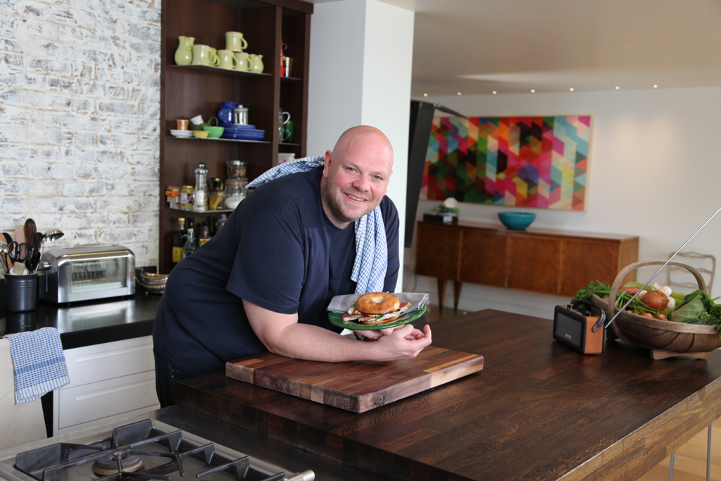 The Sun – In the kitchen with… Tom Kerridge