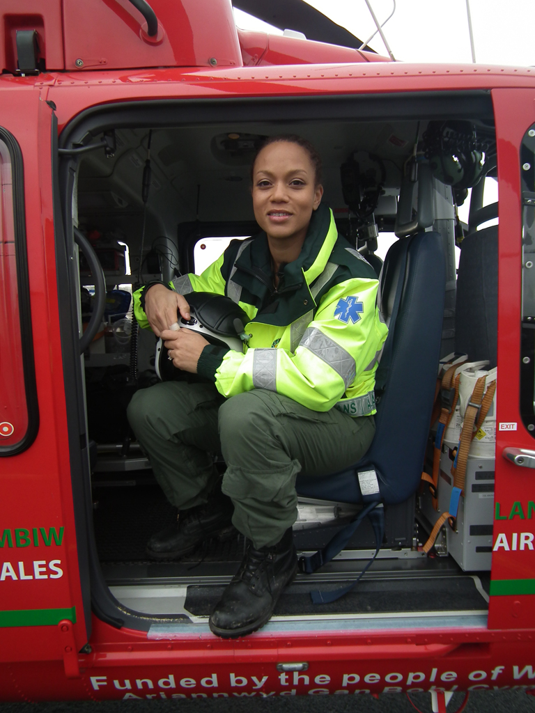 Emergency with Angela Griffin