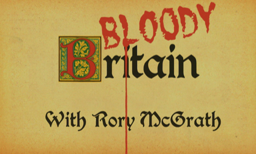 Rory McGrath's Bloody Britain, by Outline Productions