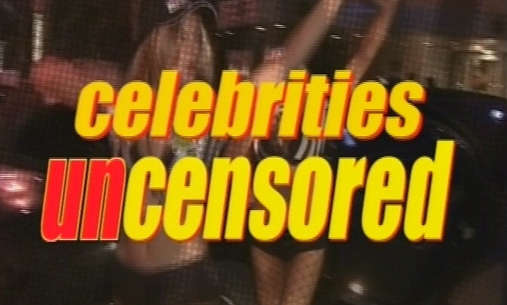 Celebrities Uncensored, by Outline Productions