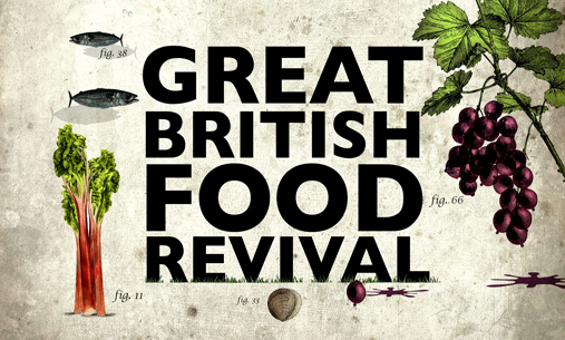 Great British Food Revival Series 2 by Outline Productions
