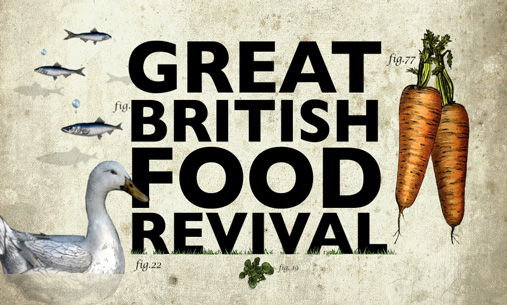 Great British Food Revival Series 3 by Outline Productions