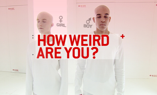 How Weird Are You?, by Outline Productions