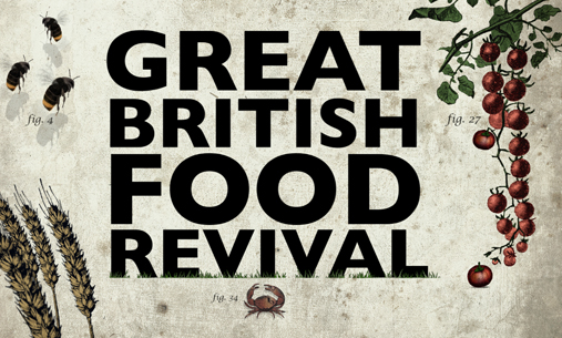 Great British Food Revival Series 1 by Outline Productions