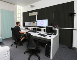 Outline Productions Studios at Highgate Studios London, Post Production Facilities