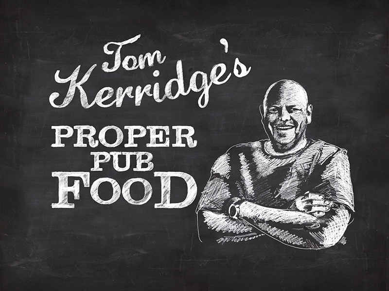 Rapid TV News – BBC Two announces Tom Kerridge Cooks Christmas
