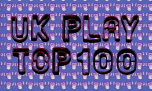 The UK Play Top 100, by Outline Productions