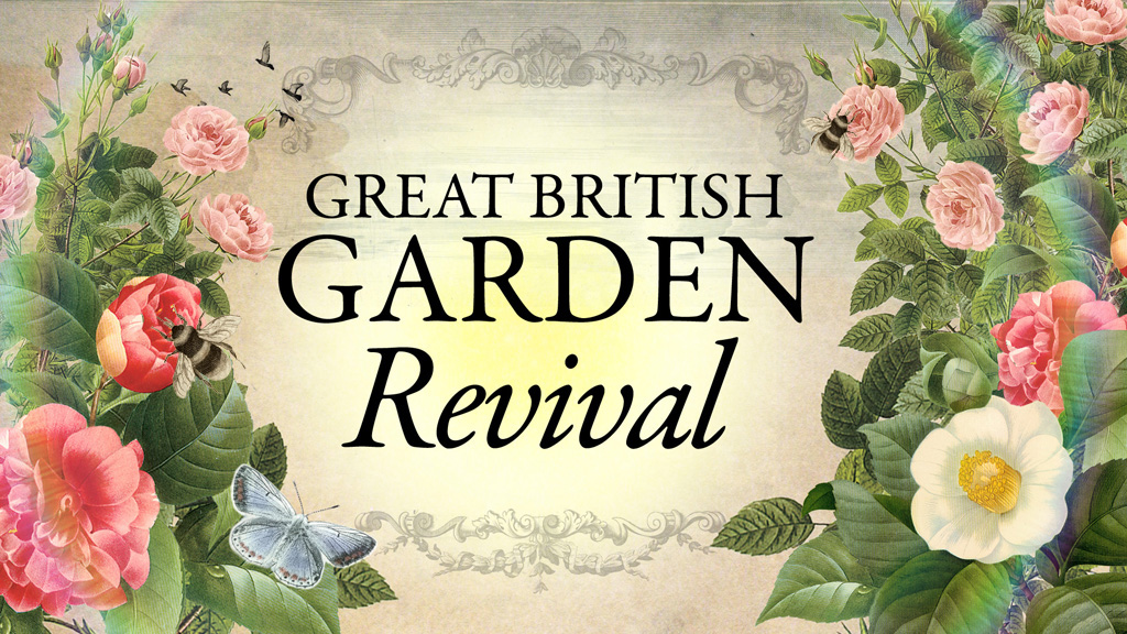 Radio Times – Great British Garden Revival SERIES 1 – 4. CUT FLOWERS & TREES