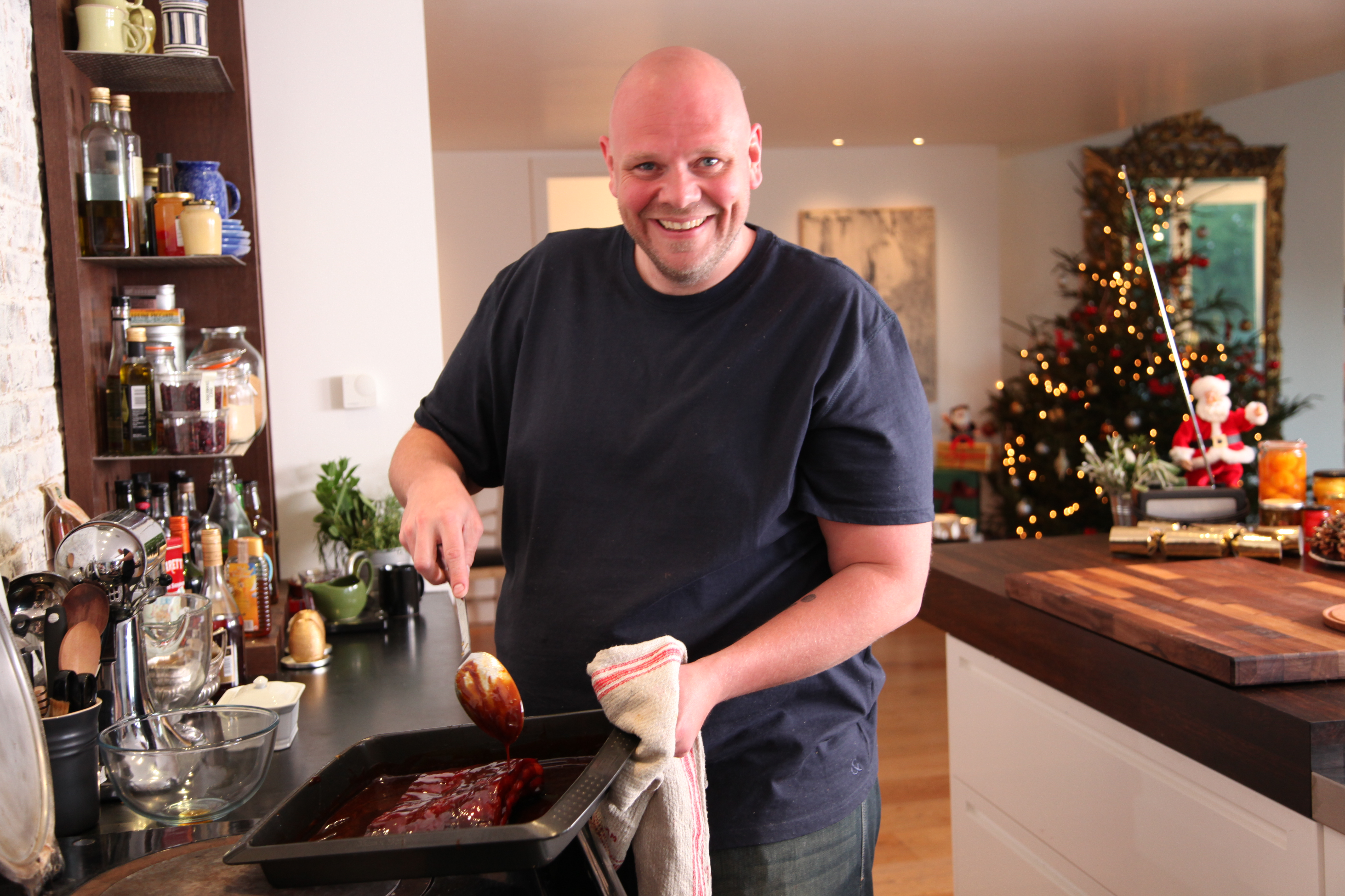 Maidenhead Advertiser – Tom Kerridge – The master of posh pub grub reflects on a successful 2013