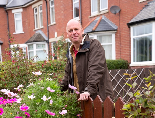 This is Somerset – Motorists don't have to sacrifice their front gardens