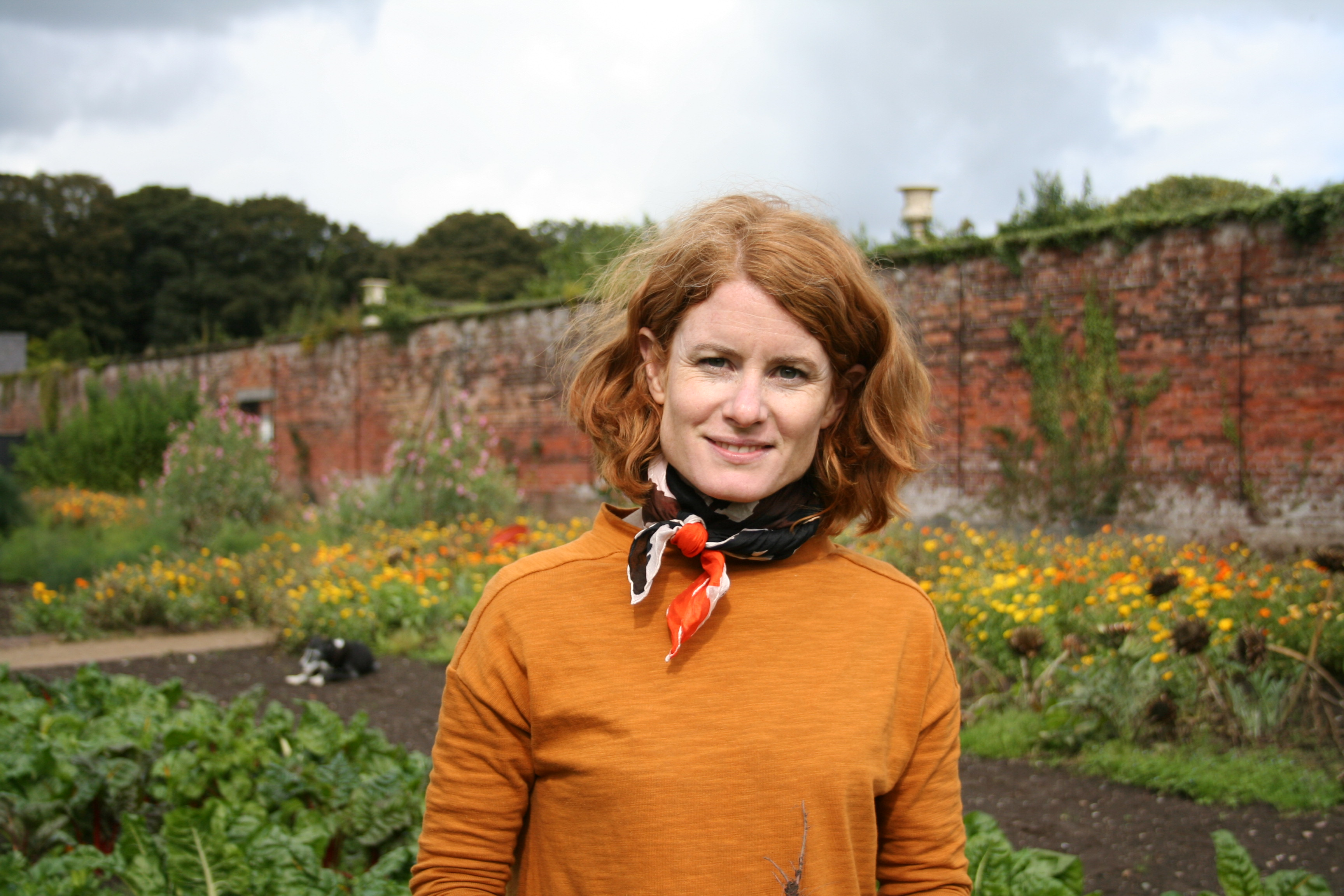 "The Express – TV gardener Alys Fowler of ""Great British Garden Revival"": 'My style is messy but colourful'"