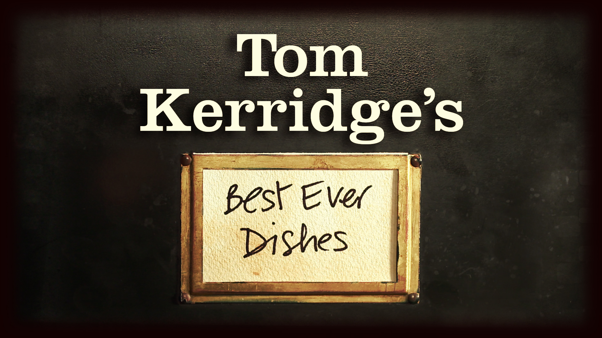 "The Morning Advertiser – New book and TV show ""Best Dishes"" for Tom Kerridge"