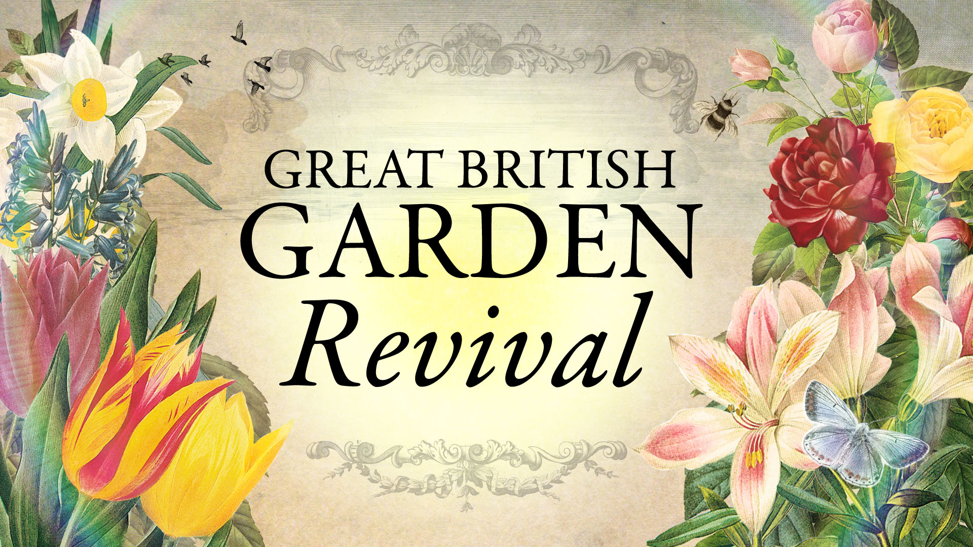 BBC MEDIA CENTRE – The award-winning series Great British Garden Revival returns to BBC Two with Britain's top television gardening talent