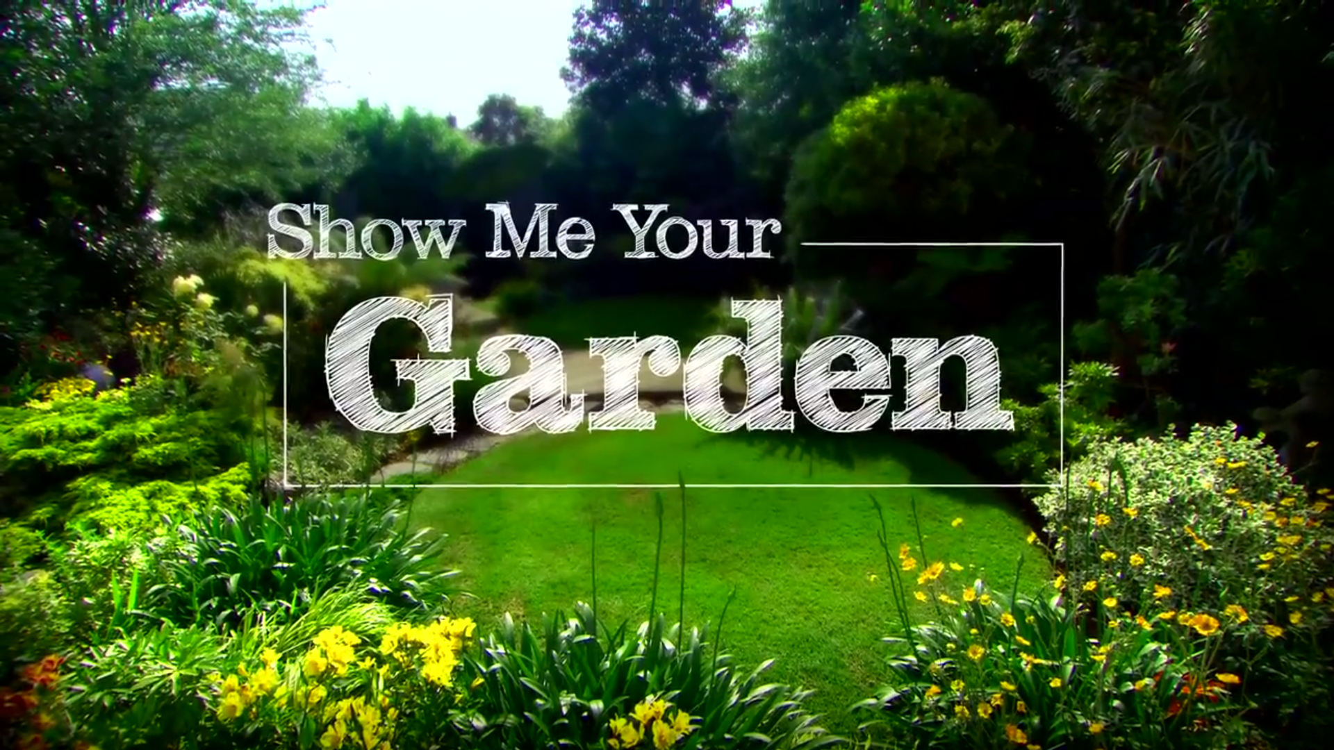 "Harborough Mail – Walton garden to feature in Sky TV show ""Show Me Your Garden"""