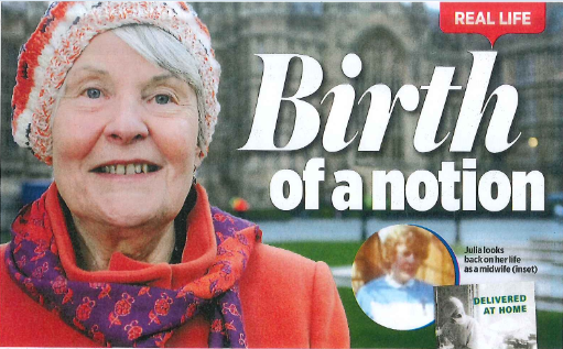 Born On The Same Day – TV Times weekend Magazine