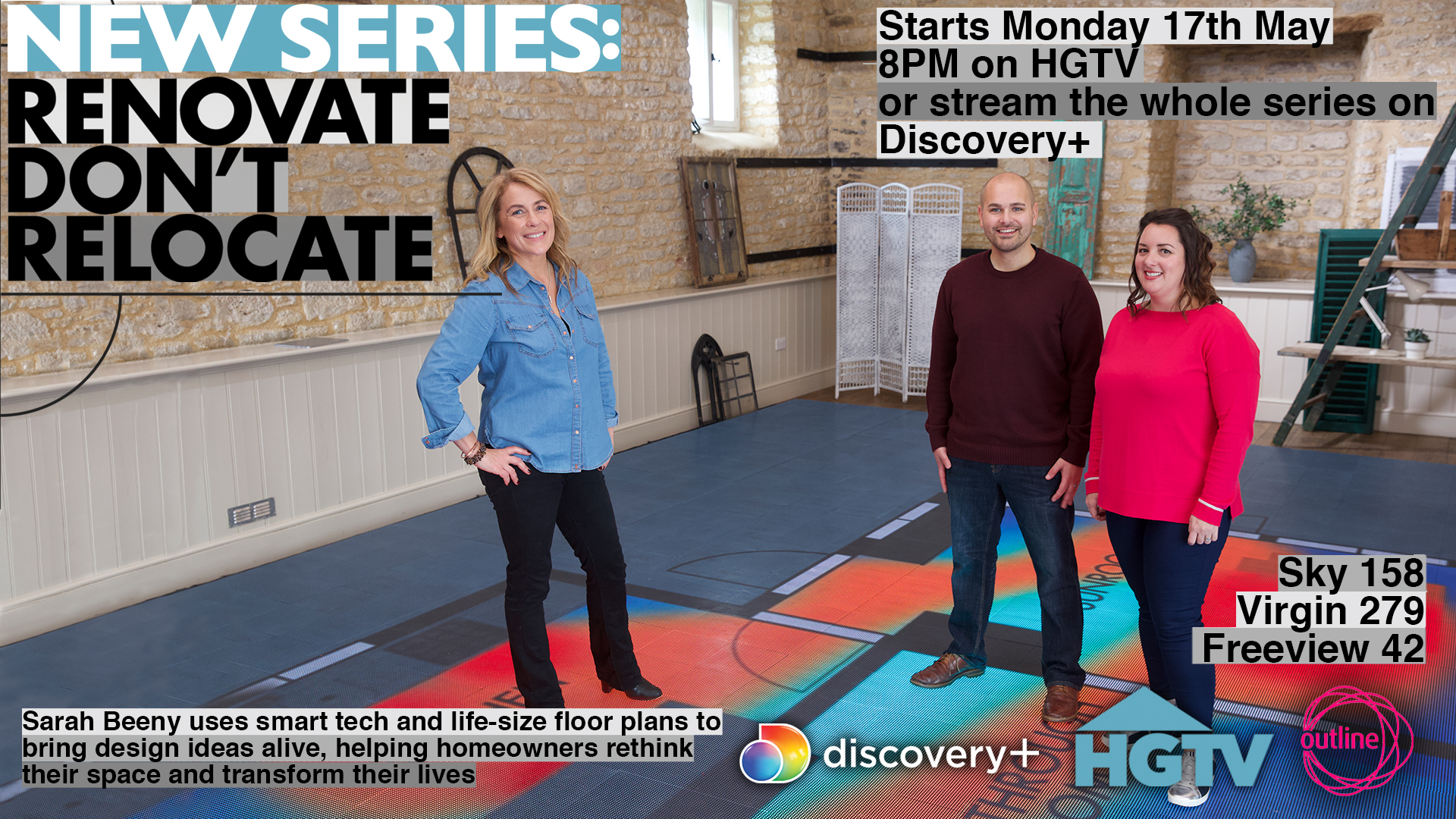 Sarah Beeny's Renovate Don't Relocate  Series 2c